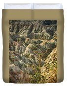 Into The Badlands South Dakota #3 Duvet Cover