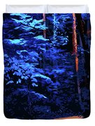 Into The Forest Of Night Duvet Cover