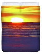 Into The Light Two  Duvet Cover