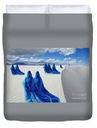 Into The Mystic 12 Duvet Cover