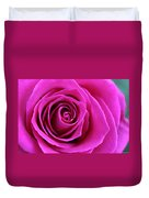 Into The Rose Duvet Cover