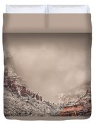 Into The Void Duvet Cover