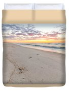 Into The Waves Duvet Cover
