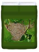 Intricate Nest Duvet Cover