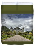 Inveray Castle Duvet Cover