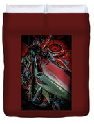 Invitation To Ride 1492 H_2 Duvet Cover