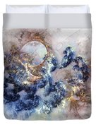 Ion Storm Duvet Cover