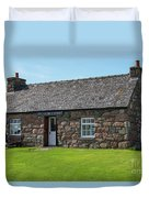 Iona Gallery And Pottery Duvet Cover
