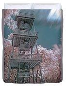 Ir Firetower Duvet Cover