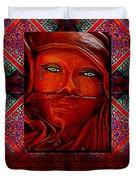 Iran Daze Duvet Cover