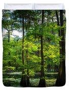 Iridium Paradise Duvet Cover