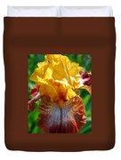 Iris 1 Duvet Cover