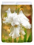 Iris 42 Duvet Cover