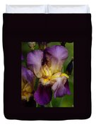 Iris Beauty Duvet Cover