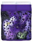 Iris Bubbles Duvet Cover
