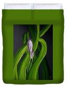 Iris Buds  49 Duvet Cover