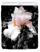 Iris Emergance Duvet Cover