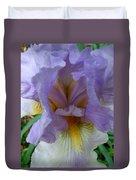 Iris Heart Duvet Cover