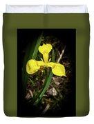 Iris Of The Marshes - 1 Duvet Cover