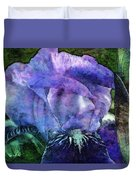 Iris With Buds 9821 Idp_2 Duvet Cover