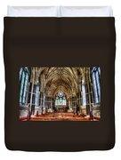 Irish Abbey Duvet Cover