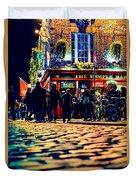 Irish Bar Duvet Cover