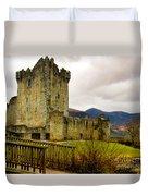 Ross Castle Duvet Cover