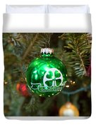 Irish Christmas Duvet Cover