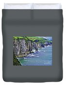 Irish Coast Duvet Cover