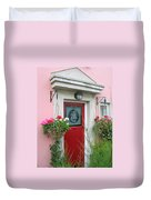 Pink Irish Home Duvet Cover