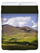 Irish Countryside Duvet Cover