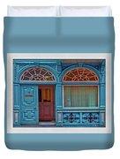 Irish Door Duvet Cover