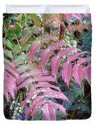Irish Flora And Fauna 5 Duvet Cover
