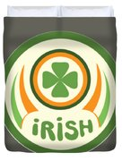 Irish Duvet Cover
