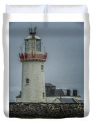 Irish Lighthouse P7010448 Duvet Cover