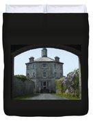 Irish Wisteria Lane Duvet Cover