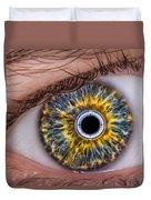 iRobot Eye v2.o Duvet Cover