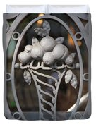 Iron Fruit Duvet Cover