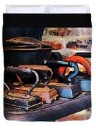 Irons Duvet Cover