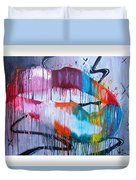 Irresistible Lips 40x30 Duvet Cover