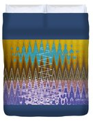 Is The Noise In My Head Bothering You? Duvet Cover