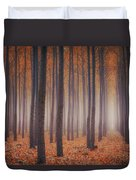 Is There Anybody In There? Duvet Cover