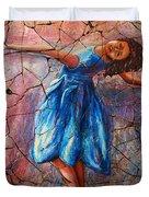 Isadora Duncan - 1 Duvet Cover