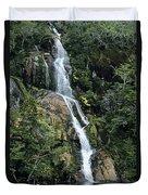 Isla Hoste Waterfall Duvet Cover