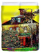 Island Cottage Duvet Cover