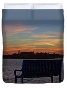 Island Estates Sunrise Duvet Cover