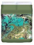 Island Lagoon Duvet Cover