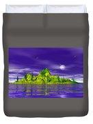 Island Life Duvet Cover