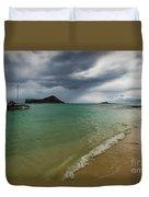 Island Living Duvet Cover