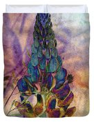 Island Lupin 6 Duvet Cover